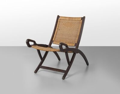 Gio Ponti, 'A 'Ninfea' folding chair', 1958