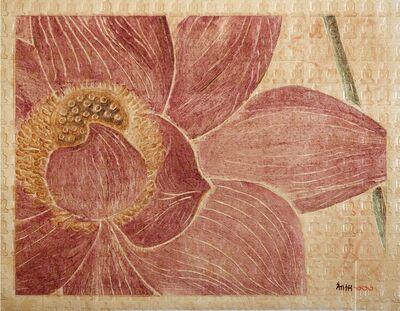 Satish Gupta, 'Lotus sutra', 2016