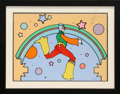 Peter Max, 'Cosmic Jumper II', 1973