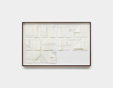 Carla Chaim, 'Cadernos de fluxo V', 2016