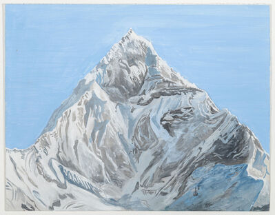 Rudy Shepherd, 'Mount Machapuchare', 2018