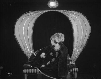 """Arthur Rice, 'Alla Nazimova in """"Camille""""', 1921"""