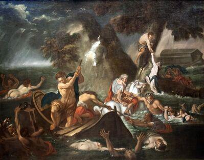 Italian School, 17th Century, 'The Great Flood', 1600-1700