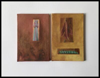 Stefania Puntaroli, 'I love you too much 3-4', 2001