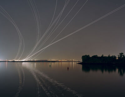 Kevin Cooley, 'Takeoffs LaGuardia Runway 13', 2006