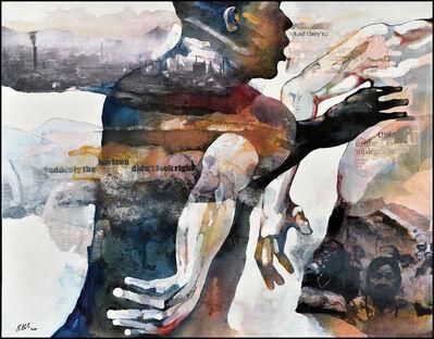 Bruce Clarke, 'SUDDENLY THE HORIZON', 2020