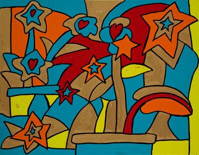 Leland Lee, 'Stars', 2015