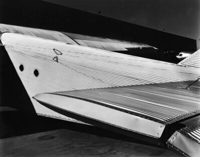 Brett Weston, 'Ford Trimotor Plane', 1935-printed 1980