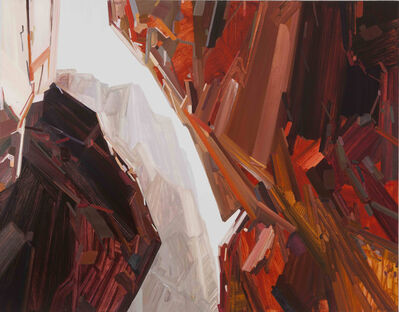 Claire Sherman, 'Crevice II', 2012