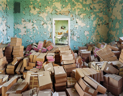 Christopher Payne, 'State Records and Files, Spring Grove State Hospital, Catonsvile, MD', 2005