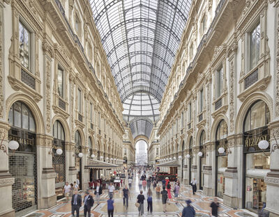 David Burdeny, 'Galleria Vittorio Emanuele II , Milan, Italy', 2016