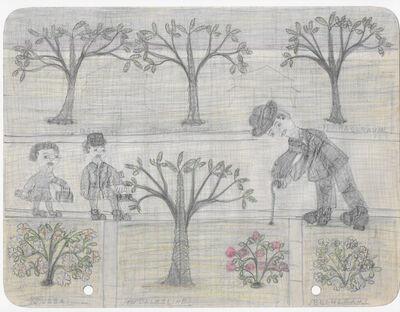 Pearl Blauvelt, 'Untitled (In Bethany, In Jerasleaum, School Days, Judea, In Palestine, Bethleam)', ca. 1940