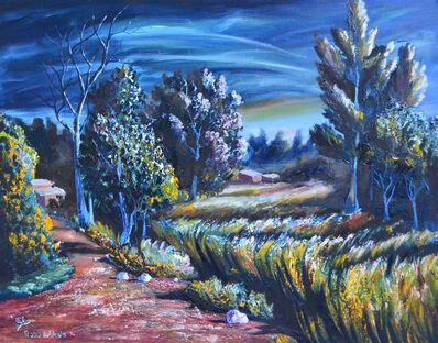 Thabo Lukhele, 'Midnight in Lobamba', 2015