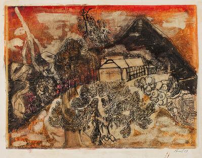 Avinash Chandra, 'Untitled', 1958