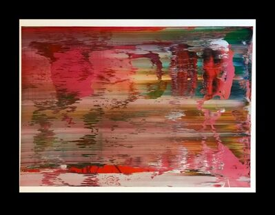 Gerhard Richter, 'Abstract Painting 858-2 (one plate)', 2002