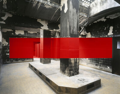 Georges Rousse, 'Marseille', 2011