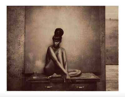 Marc Lagrange, 'The Custodiann Chocolate Polaroid'