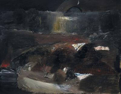 Pietro Geranzani, 'Paesaggio di Uruk di Notte', 2018