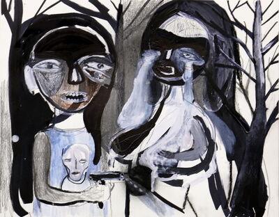 Silvia Argiolas, 'Uccidere una parte di se', 2015
