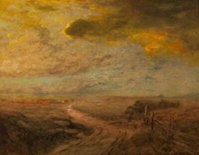 Franklin De Haven, 'Stormy Road', 1901