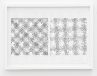 Ignacio Uriarte, 'Dots and squares', 2010