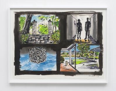 William Leavitt, 'Tunnels', 2015