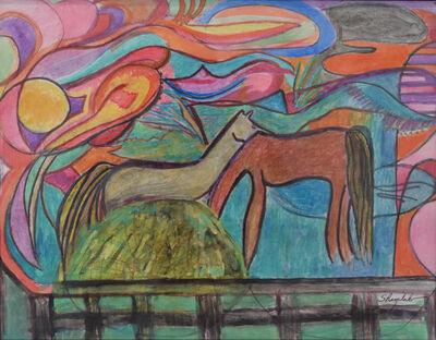 Gail Shamchenko, 'Horses', 2014
