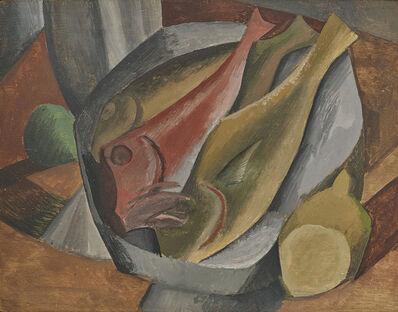 Pablo Picasso, 'Les poissons', 1909