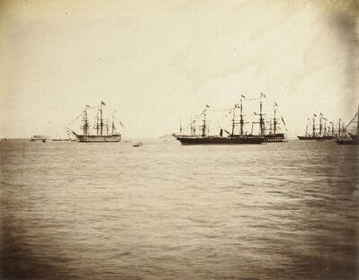 Félix-Jacques Moulin, 'Cherbourg Seascape', 1858/1858