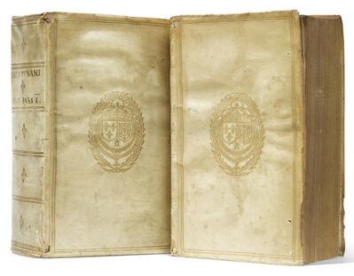 Jacques-Auguste de Thou, '[Histoire de mon temps] Historiarum Sui Temporis', 1604