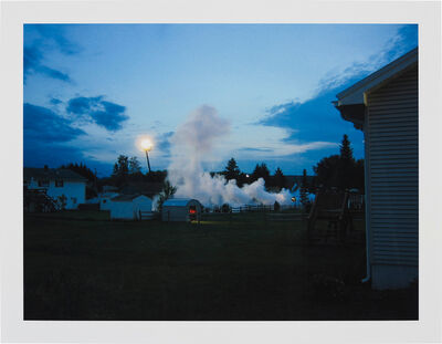 Gregory Crewdson, 'Production Still (Brightview #3)', 2005