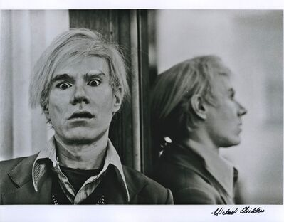 Michael Childers, 'Portrait of Andy Warhol (Palm Springs Art Museum)', 1976-1980