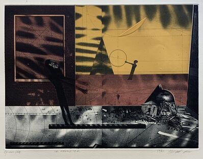 Assadour, 'Le Geometre', 1982
