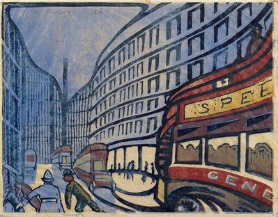 Claude Flight, 'Speed', ca. 1922