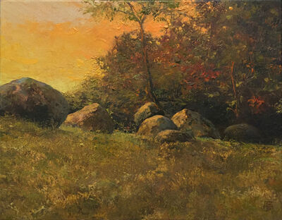 Shawn Krueger, 'Looking Back to Fall', 2020