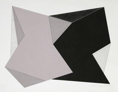 Jean-Marie Haessle, 'Symmetries', 1980