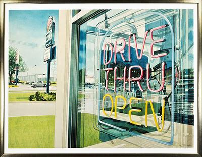 Bruce McCombs, 'Drive Thru Open', 2010