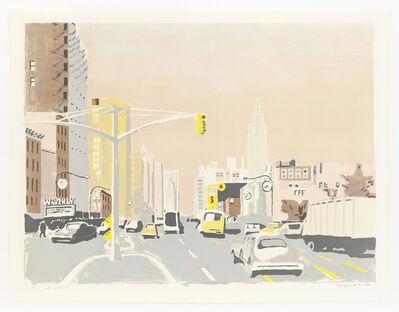Fairfield Porter, 'Sixth Avenue I', 1971
