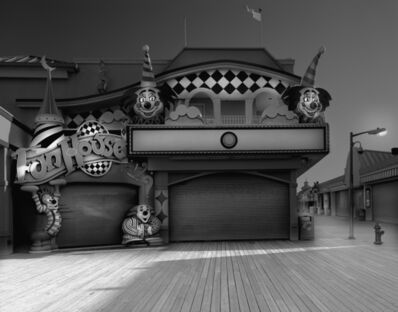 Michael Massaia, 'Afterlife - New Jersey Shore - Point Pleasant Fun House', 2010