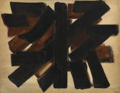 Pierre Soulages, 'Peinture 114 x 146 cm', 1954