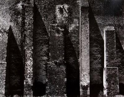 Aaron Siskind, 'Acolman', 1955-printed later