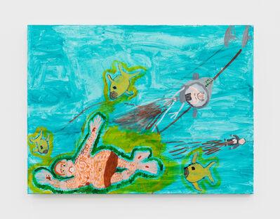 Raynes Birkbeck, 'Fun on the Beach', 2020