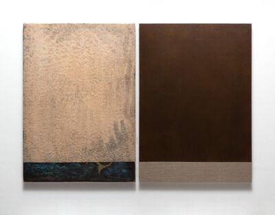 Gabriel de la Mora, 'L.C., 1960, 35.6 gr de pigmento', 2018