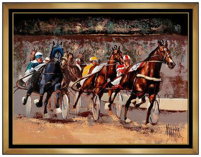 Mark King, 'Chariot Race', 20th Century