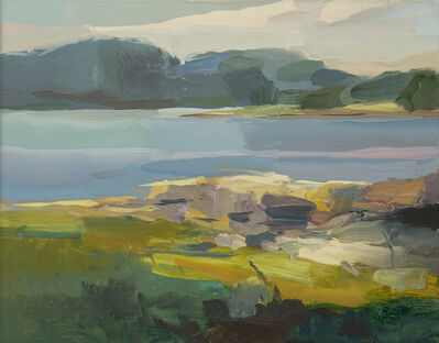 Christine Lafuente, 'Acadian Mountains and Seagrass', 2019