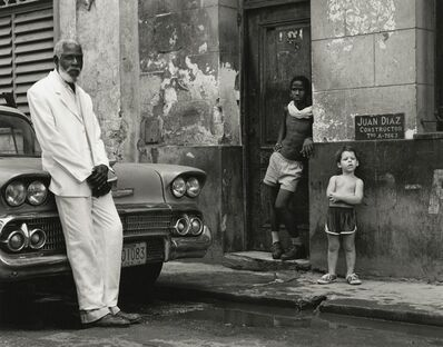 Kurt Markus, 'Vogue Hommes, Havana, Cuba', 1993