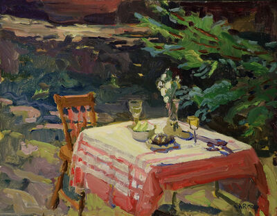 Kelly Carmody, 'Lunch in the Sun', 2020