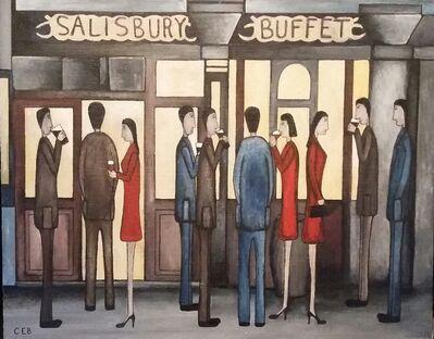 Christopher E Barrow, 'Salisbury Arms', 2015