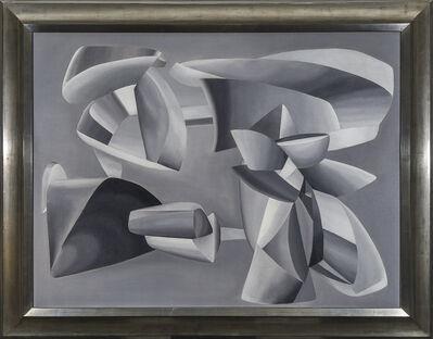 John Ferren, 'Grey Scale Composition', 1937