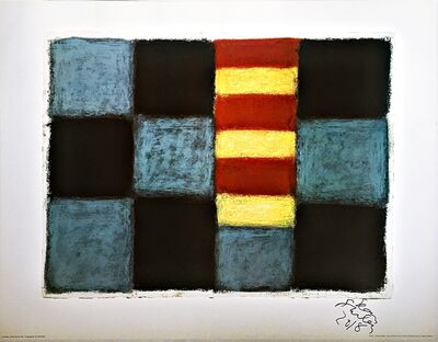Sean Scully, 'Sean Scully Munich 1996 (Hand Signed)', 2001